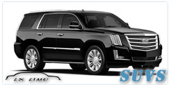 SUV for hire in Orlando