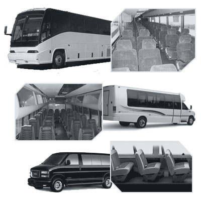 Orlando Coach Bus rental